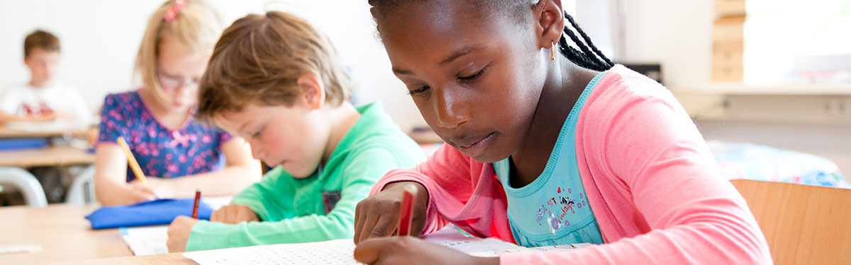 leerlingen basischool | fotograaf voor onderwijs