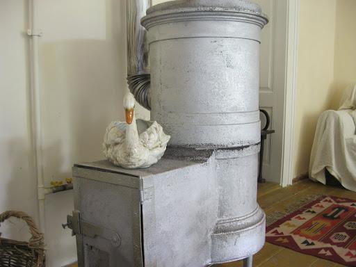 detail woonkamer