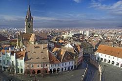Sibiu prachtige stad